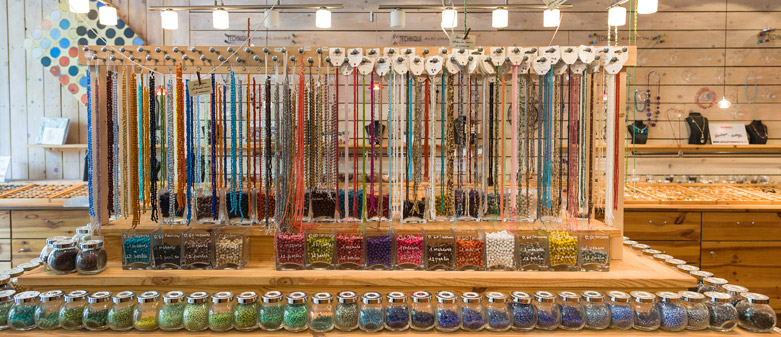 magasin de perles